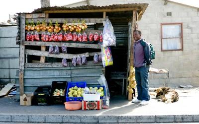 Khayelitsha - local grocery store