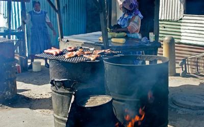Khayelitsha local restaurant 02