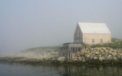 House on seashore, Halifax