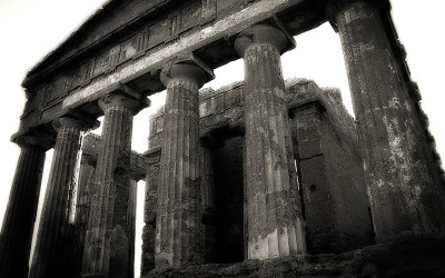 Concordia Temple, Valley of the temples, Agrigento